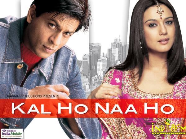 Shahrukh & Preity